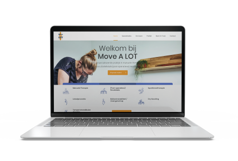 Move A LOT Website